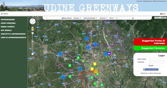Udine Greenways